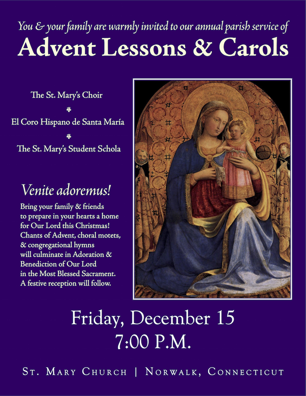 Lessons and Carols poster - 15 December 2017 ver2