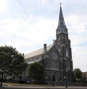 St Mary's exterior