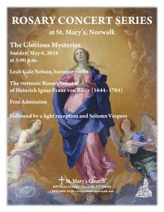 May 6 poster